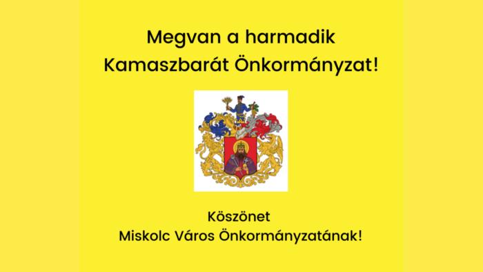 Miskolc Kamaszbarát Önkormányzat