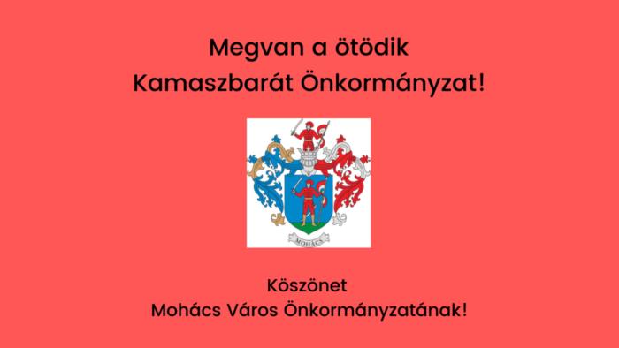 Mohács Kamaszbarát Önkormányzat